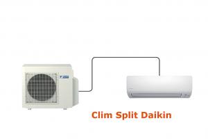 schéma climatisation mono split