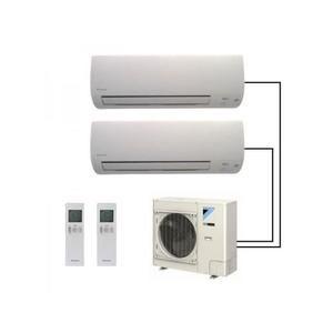 schéma climatisation multisplit