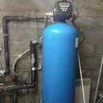Installation adoucisseur d'eau dans un camping Micehl Boucau Climatisation