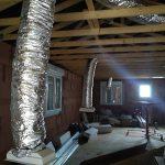installation dispatching gaine pour climatisation Michel Boucau Climatisation