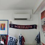 pose clim bi split chambre Michel Boucau Climatisation